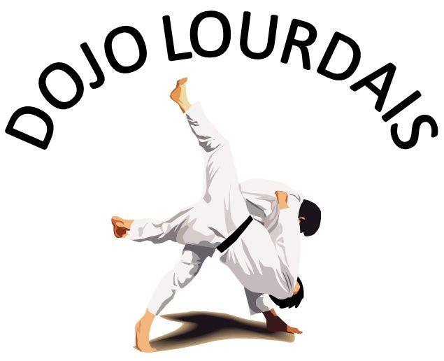 Logo DOJO LOURDAIS JUDO
