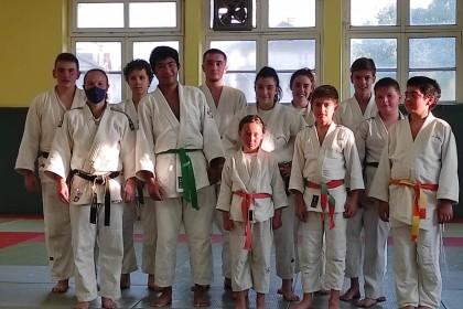 Judo été